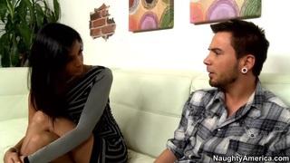 Shazia Sahari turn to her boyfriend's son
