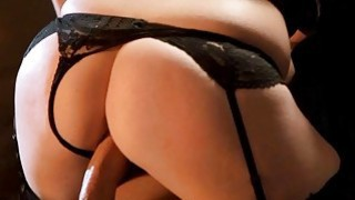 Arousing love tunnel drilling session for playgirl