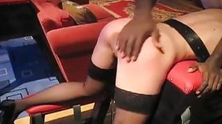 my black master punishing my ass