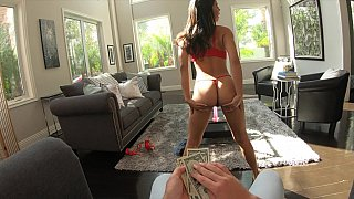 Fucking daughter in POV